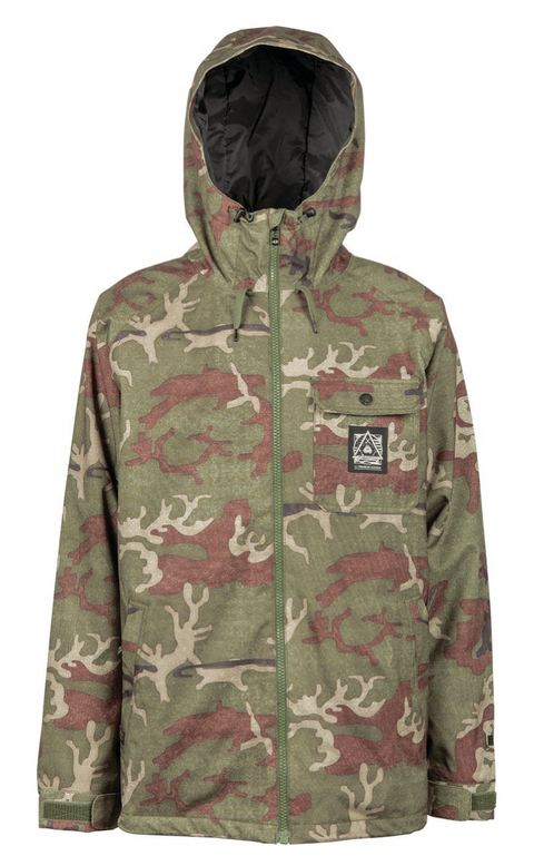 L1 HASTINGS 2019 JACKET