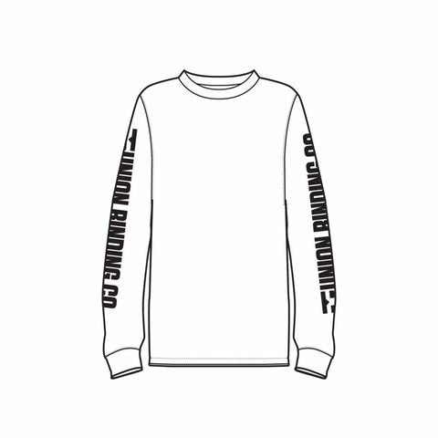 UNION BINDING COMPANY LONG SLEEVE TEE