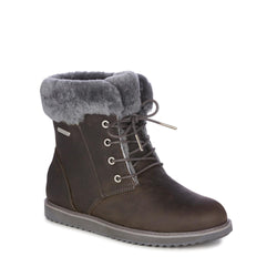 EMU SHORELINE LEATHER LO WOMENS 2019 SNOW APRE BOOT