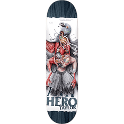 ANTI-HERO ANATOMY SKATEBOARD DECK