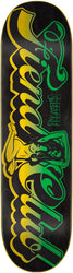 CREATURE HARD ROCK FEIND CLUB SKATEBOARD DECK