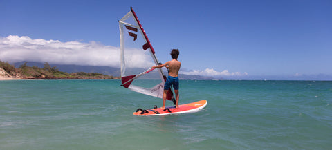 FANATIC RIPPER RIG WIND SURFER