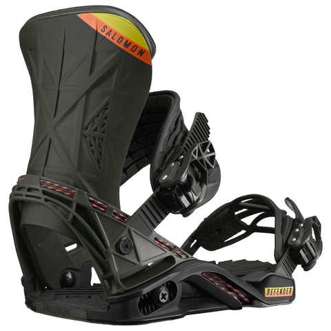 SALOMON DEFENDER 2019 SNOWBOARD BINDING