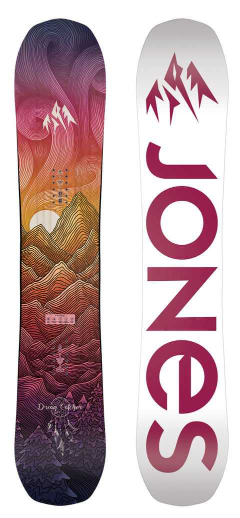 JONES DREAM CATCHER 2021 WOMENS SNOWBOARD