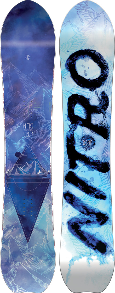 NITRO WOMENS DROP 2020 SNOWBOARD