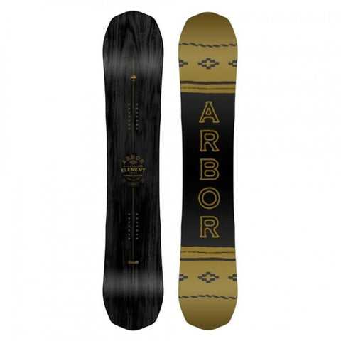 ARBOR ELEMENT BLACK 2019 SNOWBOARD