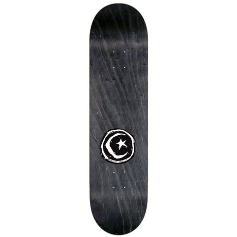 FOUNDATION 3 STAR SKATEBOARD DECK