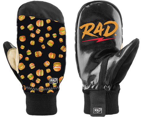 RAD THE RIPPER 2019 MITTEN