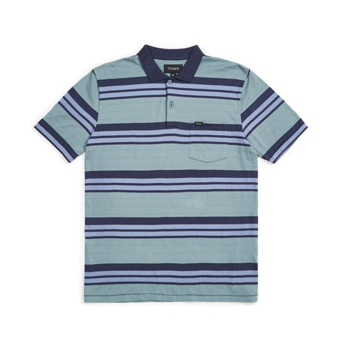 BRIXTON HILT SHORT SLEEVE POLO