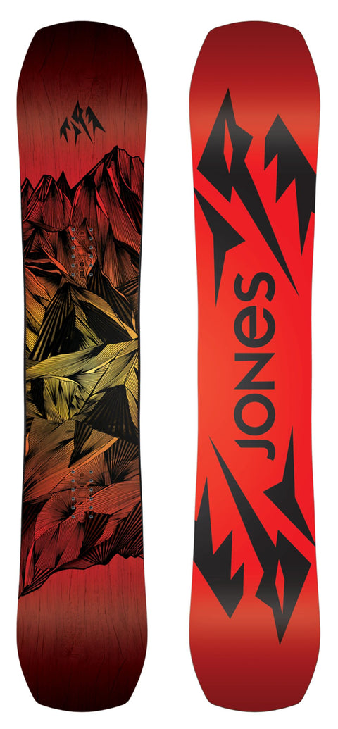 JONES MOUNTAIN TWIN 2021 SNOWBOARD