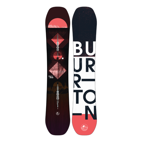 BURTON FEELGOOD 2020 WOMENS SNOWBOARD