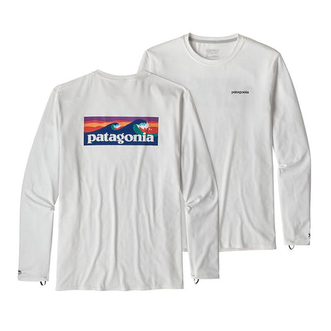 PATAGONIA LONG SLEEVE R0 SUN T-SHIRT