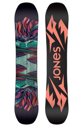 JONES TWIN SISTER 2020 WOMENS SNOWBOARD