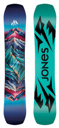 JONES TWIN SISTER 2021 WOMENS SNOWBOARD