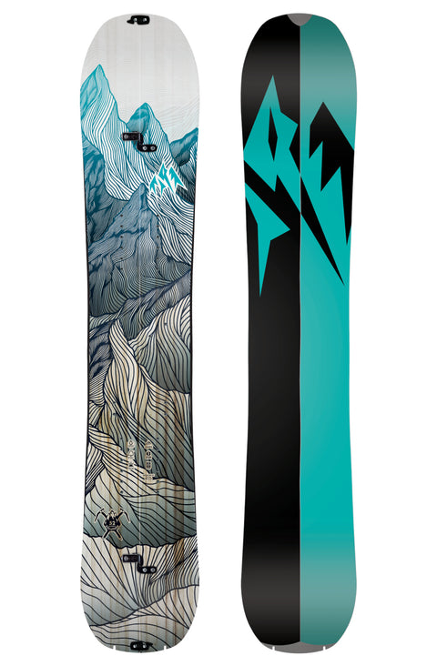 JONES WOMENS SOLUTION 2020 SPLIT BOARD