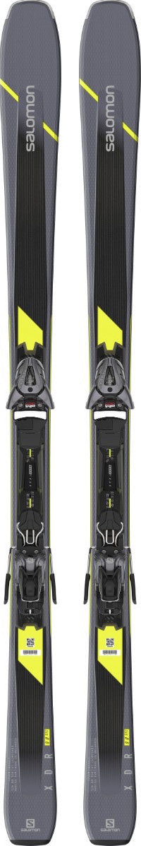 SALOMON XDR 80 2020 SKI WITH Z10 BINDING