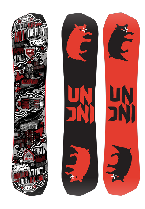 YES GREATS UNINC 2020 SNOWBOARD