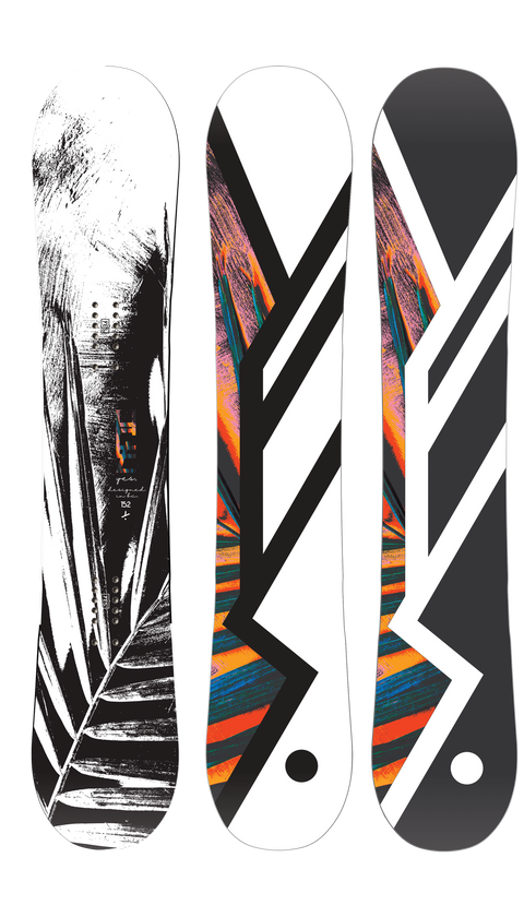 YES HEL YES 2020 WOMENS SNOWBOARD