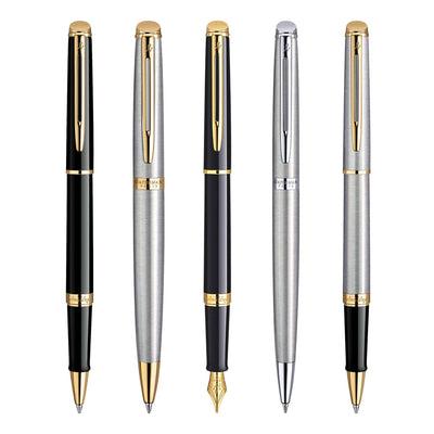 Personalized Waterman Hemisphere Pens - Free Gift Engraving