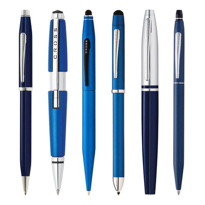 Cross Pens in Blue - Blue Cross Pens and Pen Sets