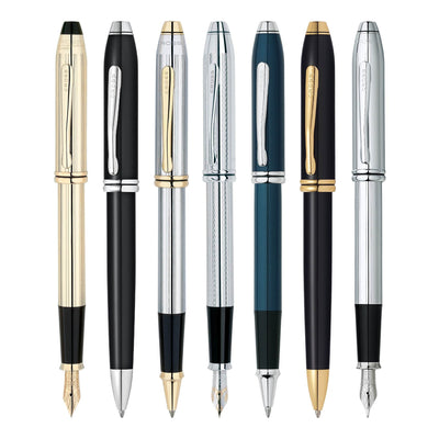 Cross Townsend Pens and Pen Sets - Free Personalized Engraving