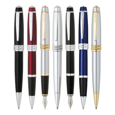 Engraved Cross Bailey Pens - Medalist and Color Lacquer Pens and Sets