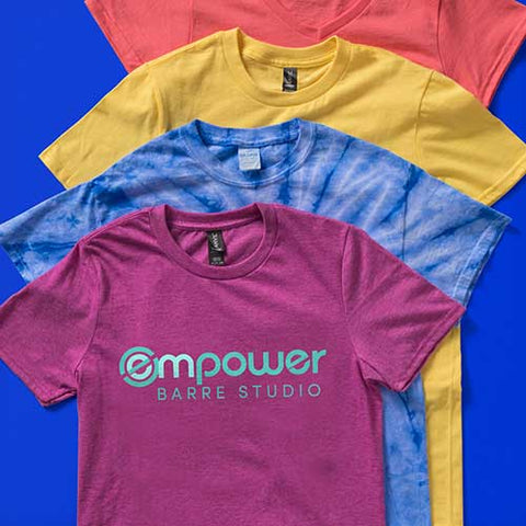 T-Shirts with Personalization from Custom Ink