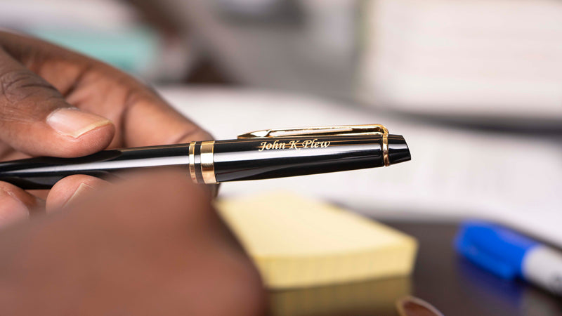 Waterman Expert II Personalized High End Pen