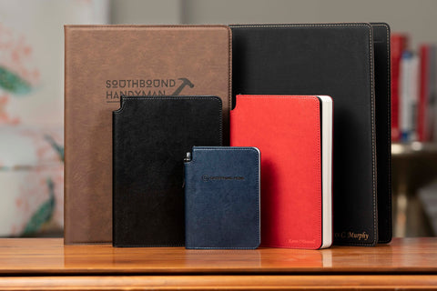Dayspring Pens Engraved Journal collection