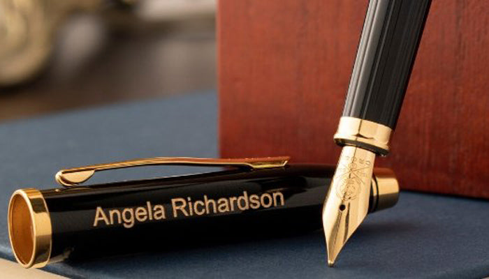 Personalized Fountain Pens