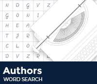 Authors Word Search