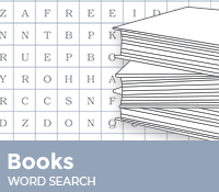 Books Word Search