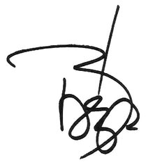 Johnny Depp Signature