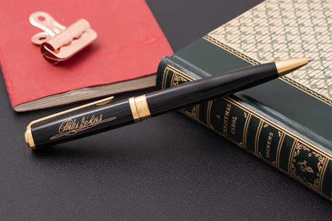 Waterman Exception ballpoint with signature engraving
