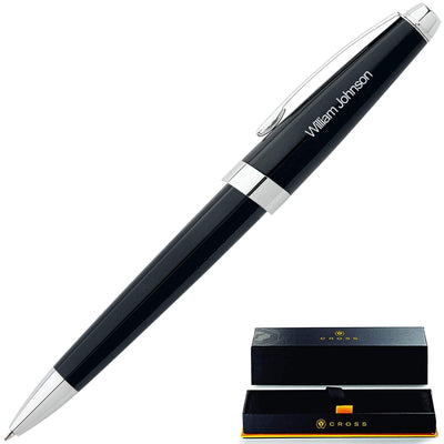 Cross Aventura Onyx Black Ballpoint pen GP-185 | at0152-1