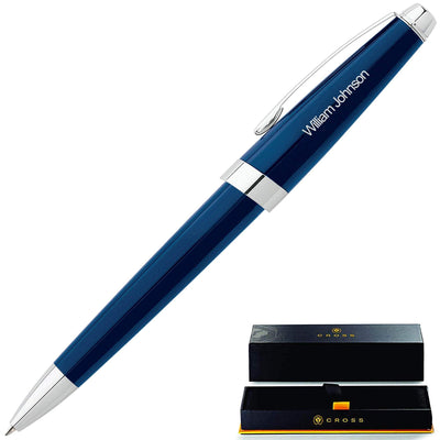 Cross Aventura Starry Blue Ballpoint pen GP-187 | at0152-2