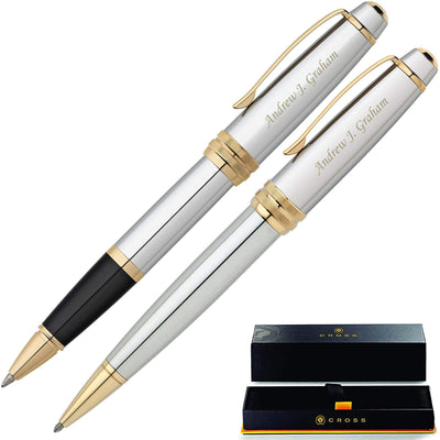 Cross Bailey Medalist Rollerball & Ballpoint Set GP-1172 | AT0452-6, AT0455-6