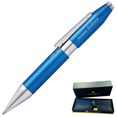 Cross X Cobalt Blue Rollerball Pen