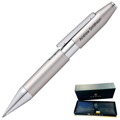 Cross X Graphite Gray Rollerball Pen GP-1310  | AT0725-2