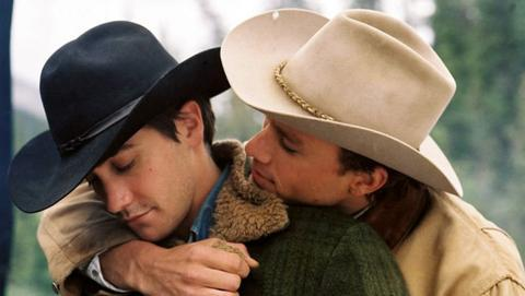 cover photo of the movie Brokeback Mountain