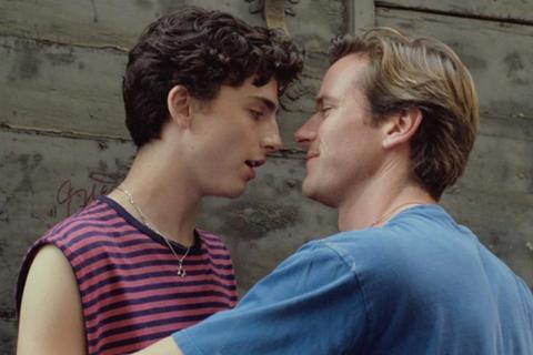 Cover Photo of the movie Call Me By Your Name