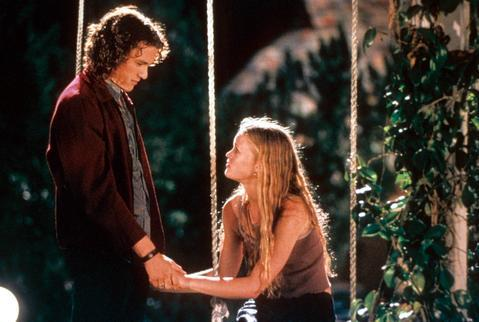 cover photo of the movie 10 things I hate about you