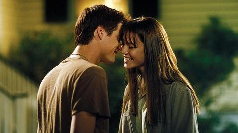 cover photo of the movie A Walk To Remember