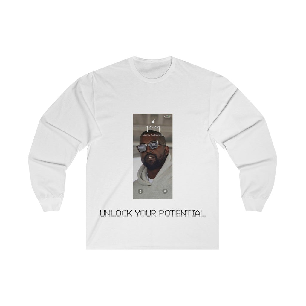Unlock Ye Long Sleeve Tee