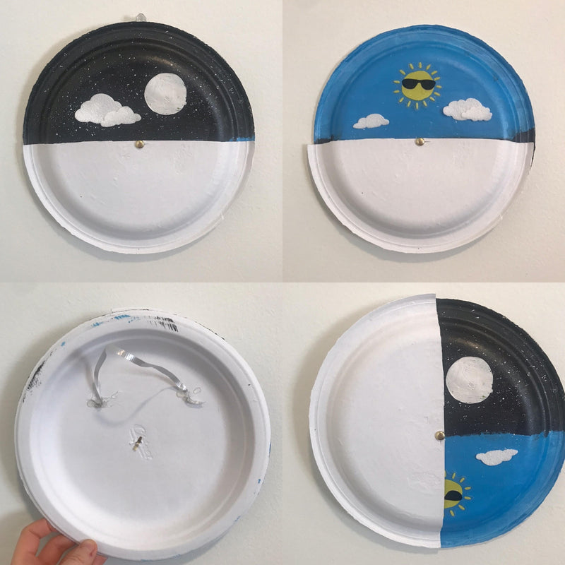 Kid-Approved Paper Plate Crafts for Sunday School