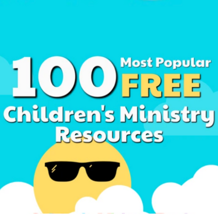 Free Children's Ministry Resources