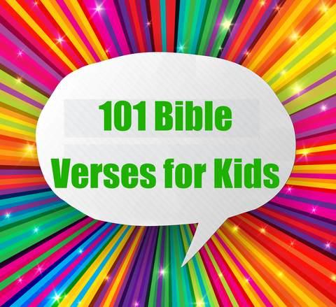 Bible Verses For Kids