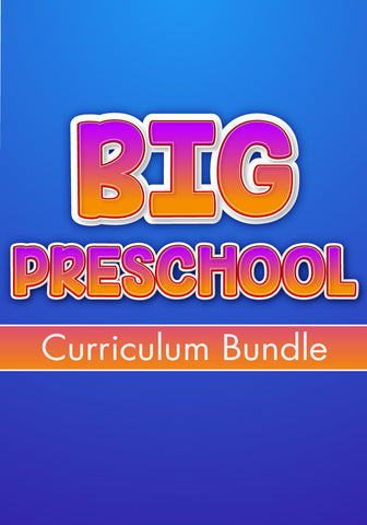 Big Preschool Bundle