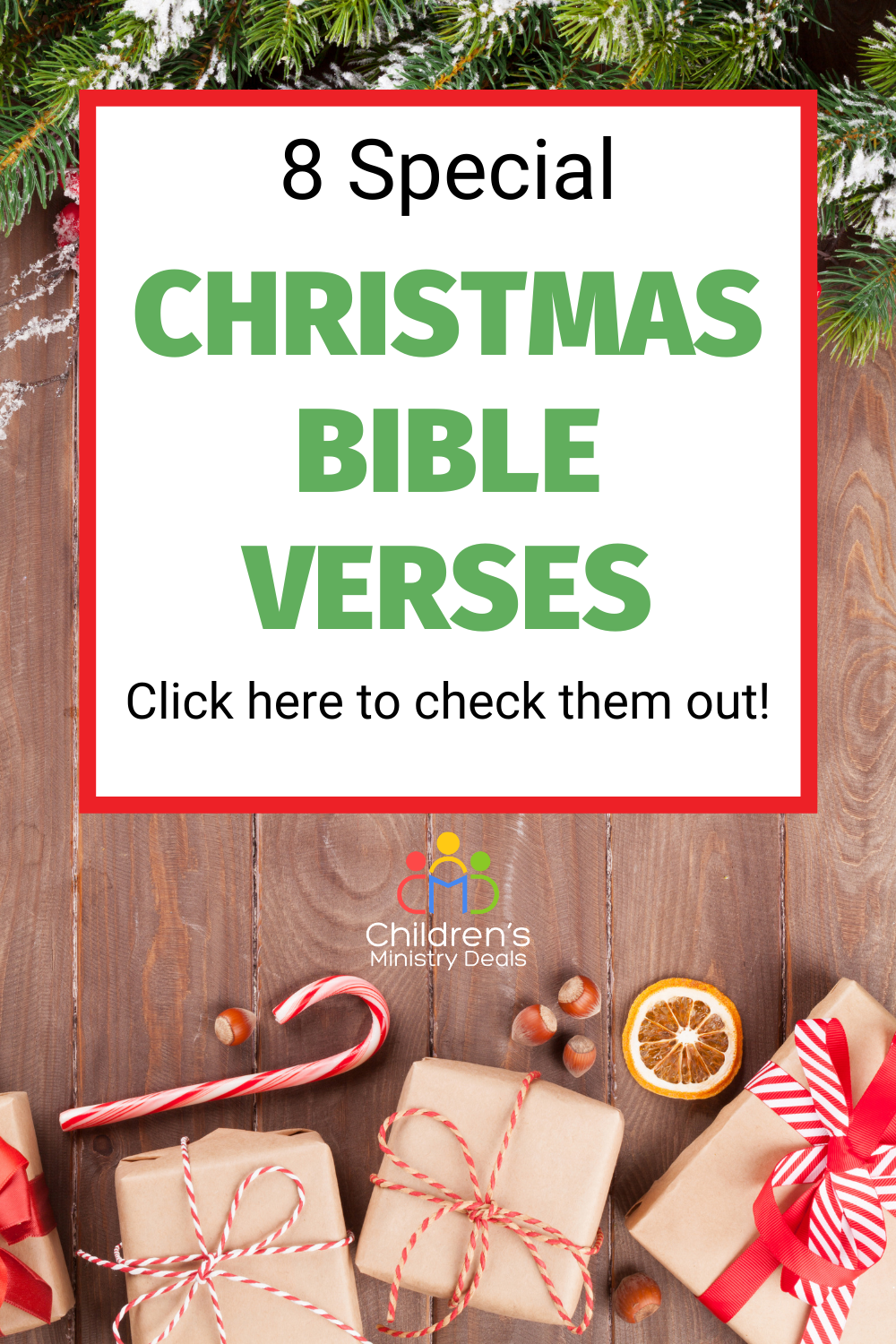 8 Special Christmas Bible Verses for Sunday School Lessons