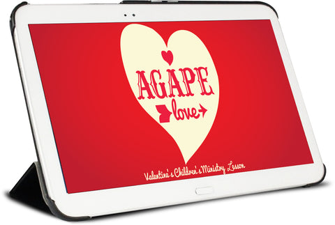 Agape Love Children's Ministry Lesson